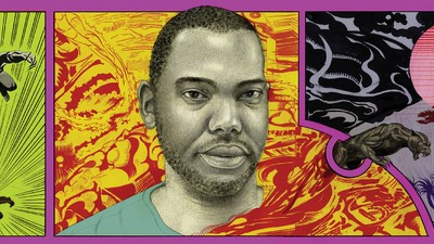Ta-Nehisi Coates on 'Black Panther' and Creating a Comic That Reflects the Black Experience