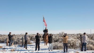 Ammon Bundy's Right-Wing Crusaders Will Liberate the West or Die Trying