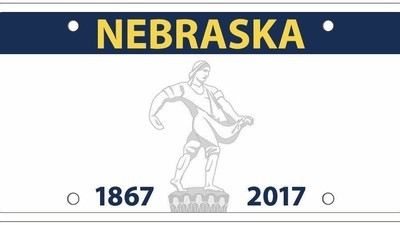 Nebraska Is Redesigning Its License Plate, but Not Because It Looks Like a Guy Holding His Huge Balls