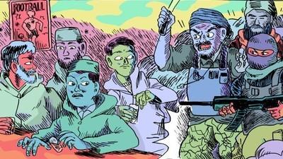 El futbol bajo el yugo del Estado Islámico