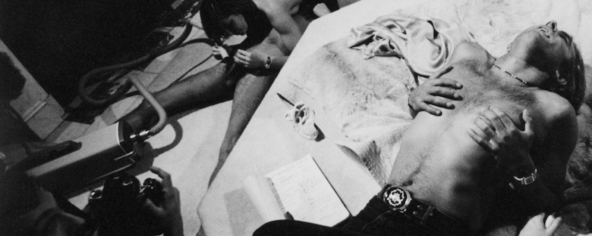 Fotografii din epoca de aur a pornografiei franceze