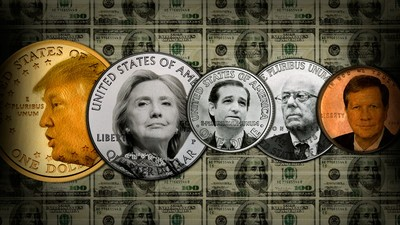 Which Presidential Candidate Would Be Best for Broke Young People?