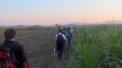 Můj útěk ze Sýrie