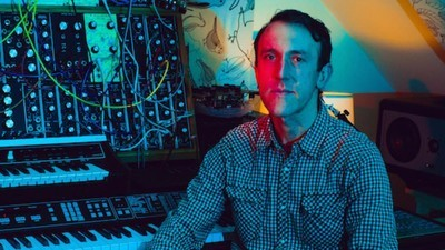 RJD2 Gave Us a Guided Tour of His Columbus, Ohio Home Studio