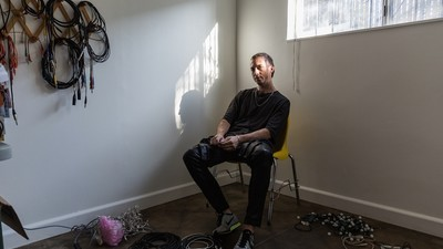 Tim Hecker Just Wants to Orchestrate Sonic Anarchy
