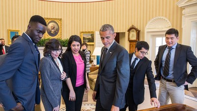 Undocumented College Students Share How Deportation Relief Changed Their Lives