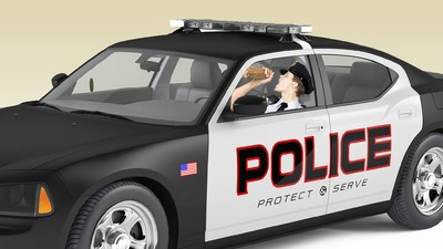 A Louisiana City Just Made It Legal for Public Workers to Drink and Drive on the Job