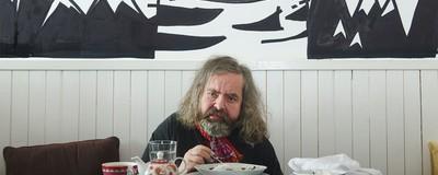Zwei Wochen Essen mit Hermes Phettberg