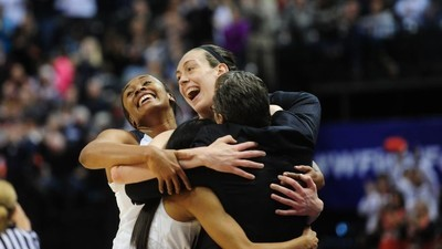 The UConn Women Take Their Historic, Inevitable Crown