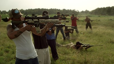 Inside the World of Meth Addicts and Militias in Rural Louisiana