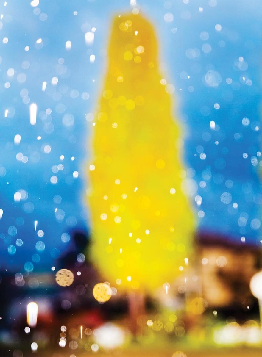 The Transformative Power of Precipitation