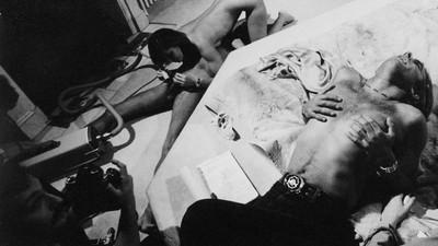 Foto's uit de gouden eeuw van de Franse porno