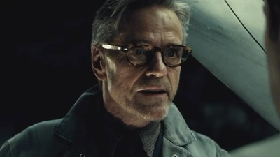You Wouldn't Last Five Minutes Inside Jeremy Irons' Head