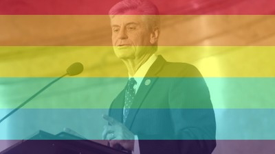 Phil Bryant, That Bigoted Anti-LGBT Mississippi Governor, Has Inspired a Band Called Fuck Phil Bryant