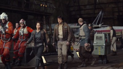 Watch the First of Many Trailers for the New Star Wars Movie, 'Rogue One'