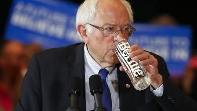 A vitória de Bernie Sanders ficou um pouco menos impossível