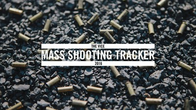Last Weekend was Just the Second in 2016 Without a Mass Shooting in America