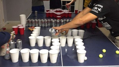 Some Teens in New Jersey Got Busted Playing a Nazi Beer Pong Game