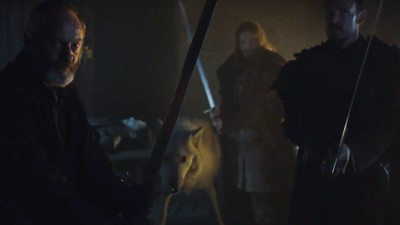 Watch the Battle Over Jon Snow's Body in a New 'Game of Thrones' Clip