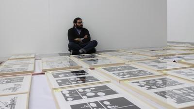 Wir haben den einzigen Comic-Künstler Syriens getroffen