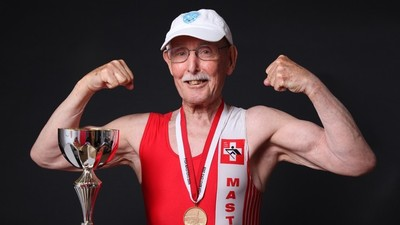 The Healthiest Old Person on the Planet Explains How to Stay in Shape