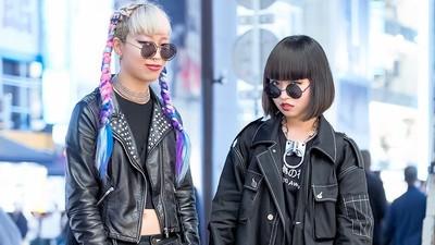 Los 'club kids' de Tokio nos enseñan cómo ser originales
