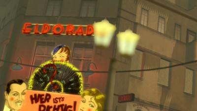 Una meticulosa recreación del Berlín de los años 20 en Second Life