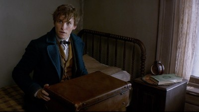 Watch the New Trailer for 'Fantastical Beasts and Where to Find Them'