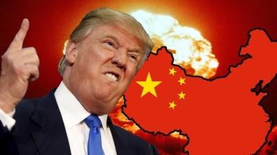 """135 Milliarden Mal """"China"""" aus dem Mund von Donald Trump klingen wie die Apokalypse"""