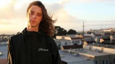 Music Producer Brogan Bentley Taps Into San Francisco's Parks to Recharge