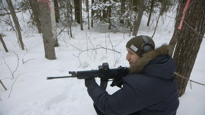 We Train with the Michigan Militiamen on Today's 'Daily VICE'