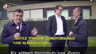 Bizarres Video: Die türkische Antwort auf Böhmermann ist sehr, sehr gruselig