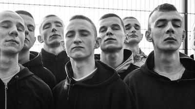 Fotos de un reformatorio juvenil en Polonia