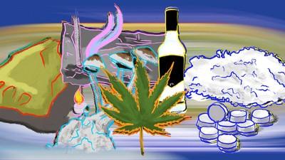 Wir haben Leute nach ihren schlimmsten Drogenabstürzen gefragt
