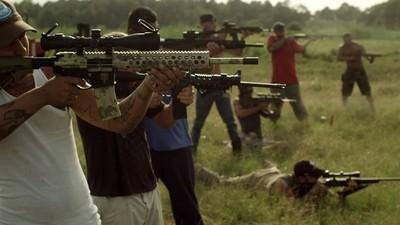 Dans le monde des toxicomanes et des milices armées de la Louisiane rurale