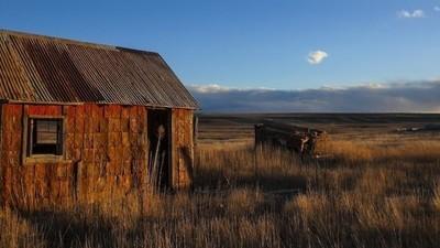 Dans les villes fantômes du Nouveau-Mexique
