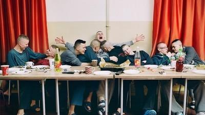 Dans une maison de correction polonaise pour jeunes délinquants