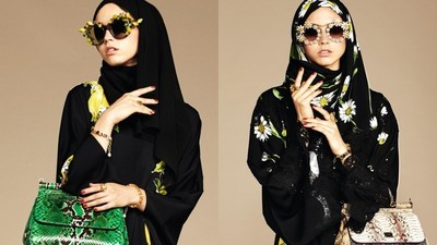 Der Einfluss von Muslima auf die Mode