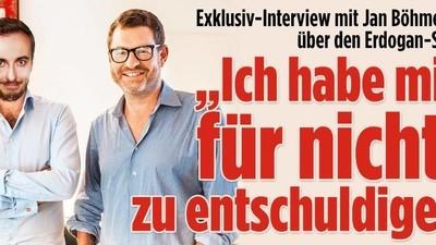 Fragen, die Kai Diekmanns Fake-Interview mit Jan Böhmermann aufwirft
