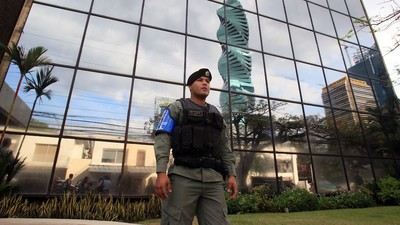 Panamanian Police Have Raided the Headquarters of Mossack Fonseca