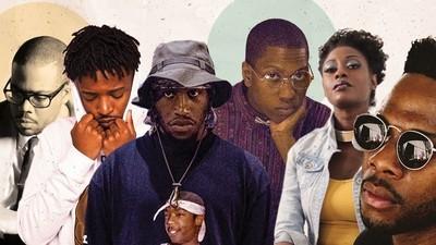 Rappers falam sobre depressão, hip hop e cultura negra norte-americana