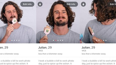 I Reviewed My Coworkers' Tinder Profiles