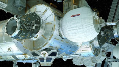 The ISS's New Expandable Module Is Just the Beginning of a Cushy Space Future