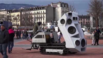 The Soundtank: Invading A Party Near You