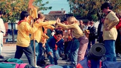 Calimocho, espiritismo e independentismo catalán: fui Boy Scout en la Cataluña de los 90
