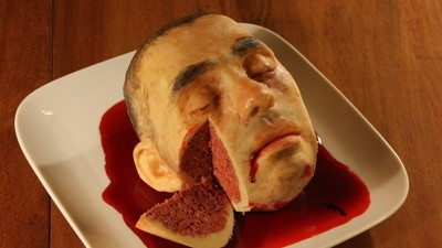 Hey, Check Out These Really Messed-Up, Probably NSFW Cakes