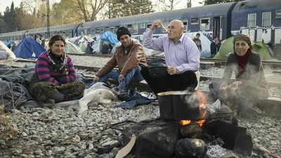 'Sin refugio', DIARIO VICE vistia el infame campo de refugiados de Idomeni