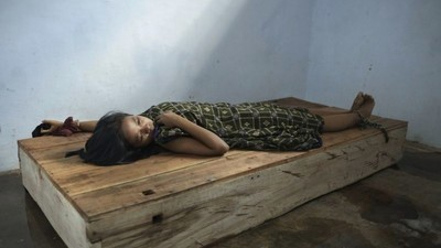 Some Indonesians Are Shackling and Imprisoning the Mentally Ill in Sheds