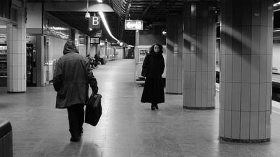 So habe ich zwei Typen vertrieben, die in der S-Bahn Menschen anzünden wollten