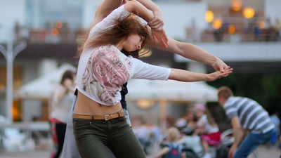 Spontaneous Dancing is Finally Legal in Sweden